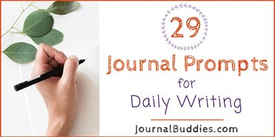 Daily Journal Writing Topics