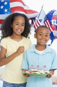 Writing Prompt - Fourth of July