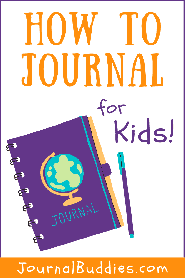 How to Journal Tips and Prompts for Kids