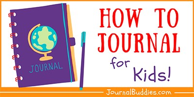 Journaling Tips for Kids