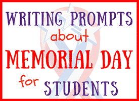 53 Journal Writing Topics about Memorial Day