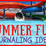 Summer Fun Journaling Ideas for Kids