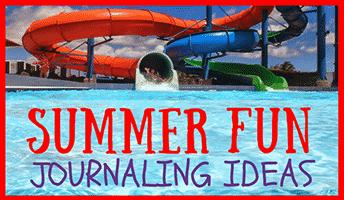 Summer Fun Journaling Ideas for Kids