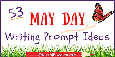 Journal Prompts for May Day