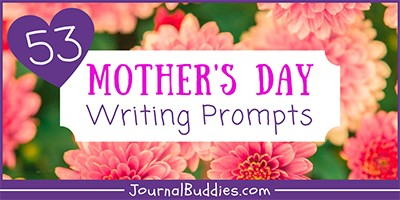 Writing Topics for Mother's Day