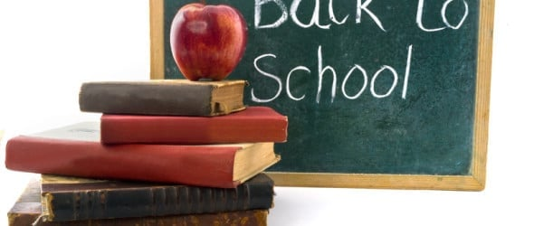 Writing Prompts for Kids about Back to School