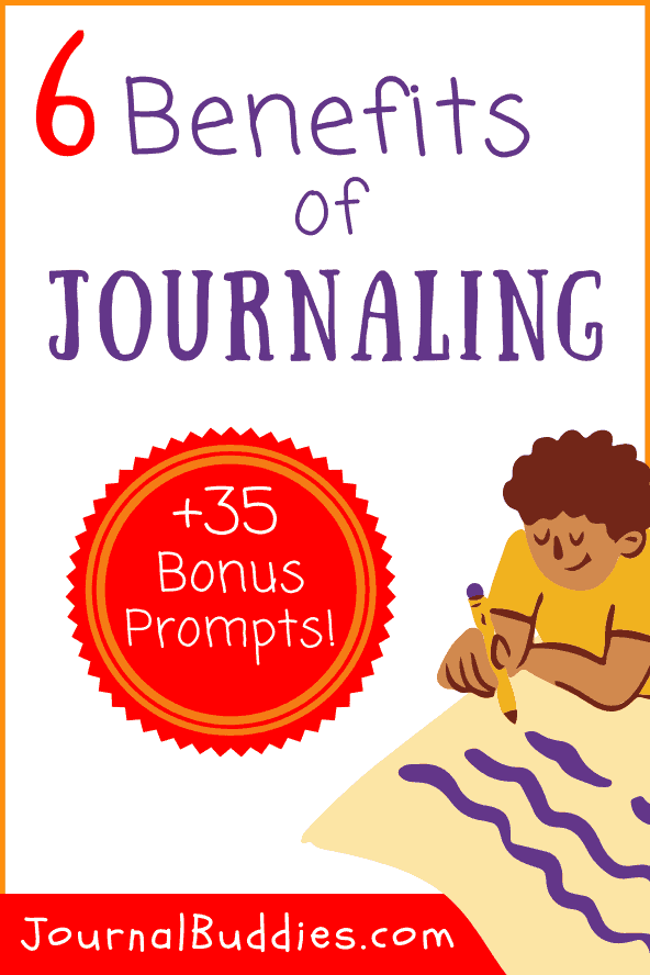 Benefits of Journaling and Bonus Prompts