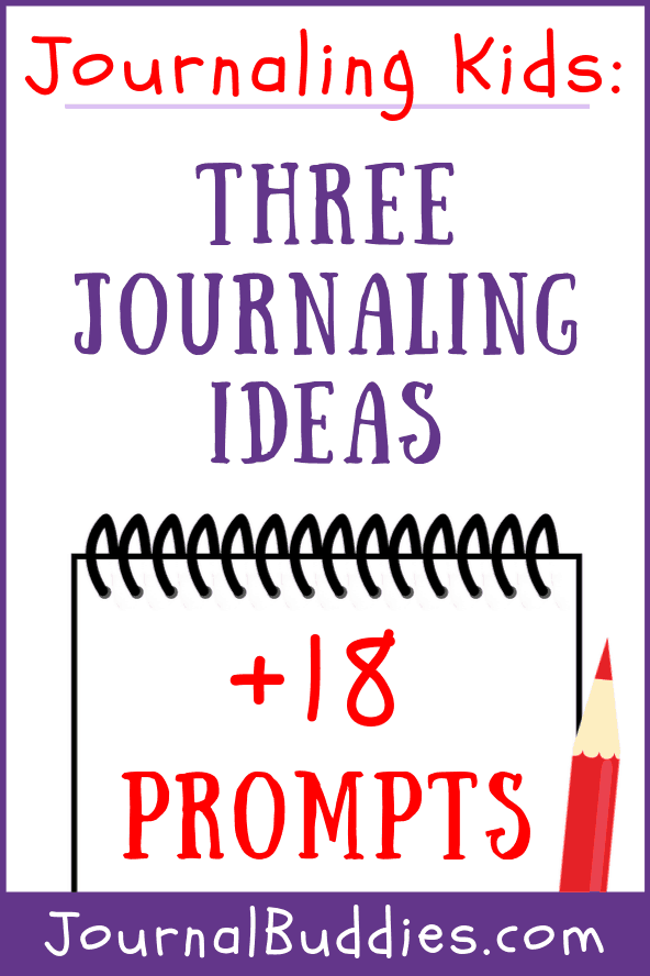 Kids Journal Ideas and Prompts
