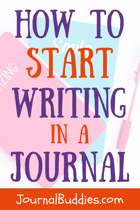 Journal Writing Prompts to Get Started