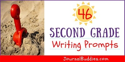Grade 2 Writing Ideas and Journal Prompts