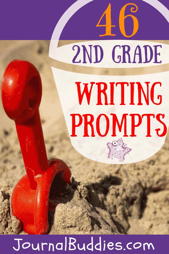 46 Second Grade Writing Prompts Journalbuddiescom