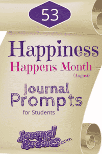 53 Happiness Happens Journal Prompts