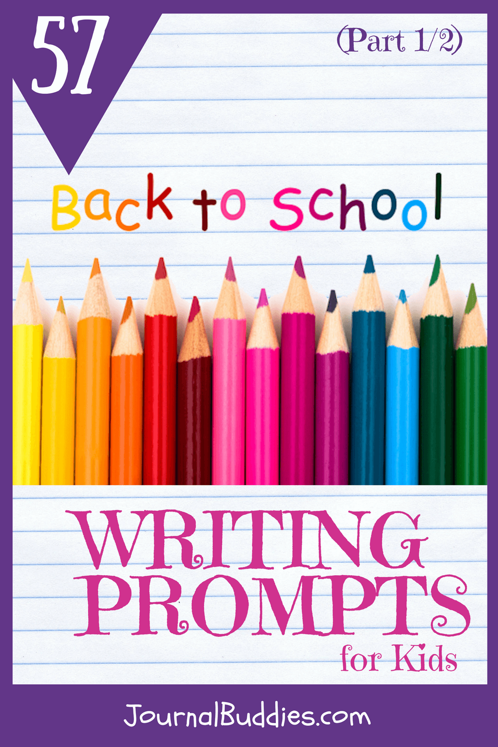 Get the school year started off right with these back to school journal prompts. You'll encourage your students to reflect and prepare for their best year yet!