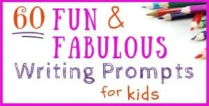 Fun Fab Writing Prompts for Kids
