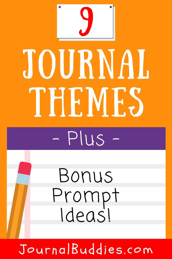 Journal Theme Ideas