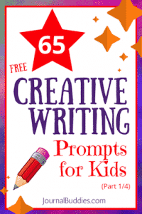65 Creative Writing Prompts (1/4)