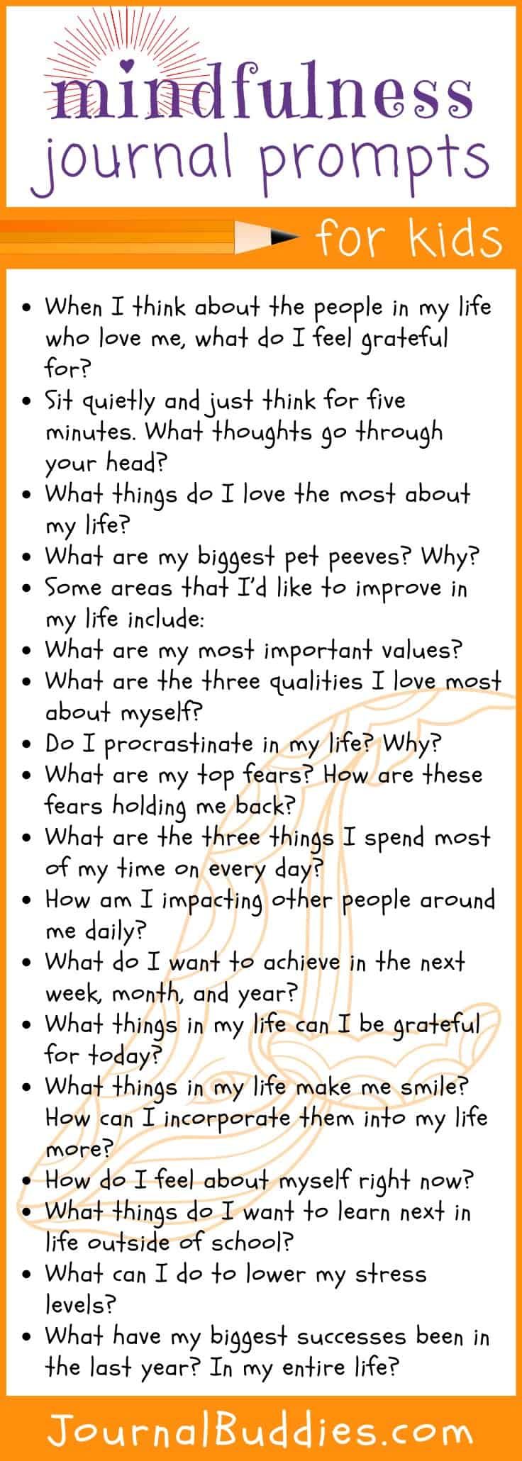 Mindfulness Journaling Ideas for Students