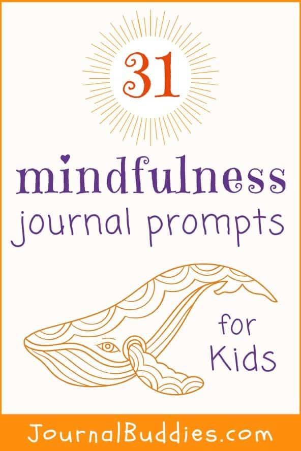 Mindfulness Writing Ideas for Kids