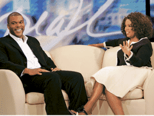 Journaling -- Tyler Perry and Oprah Winfrey