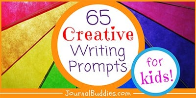 Kids Creative Writing Ideas