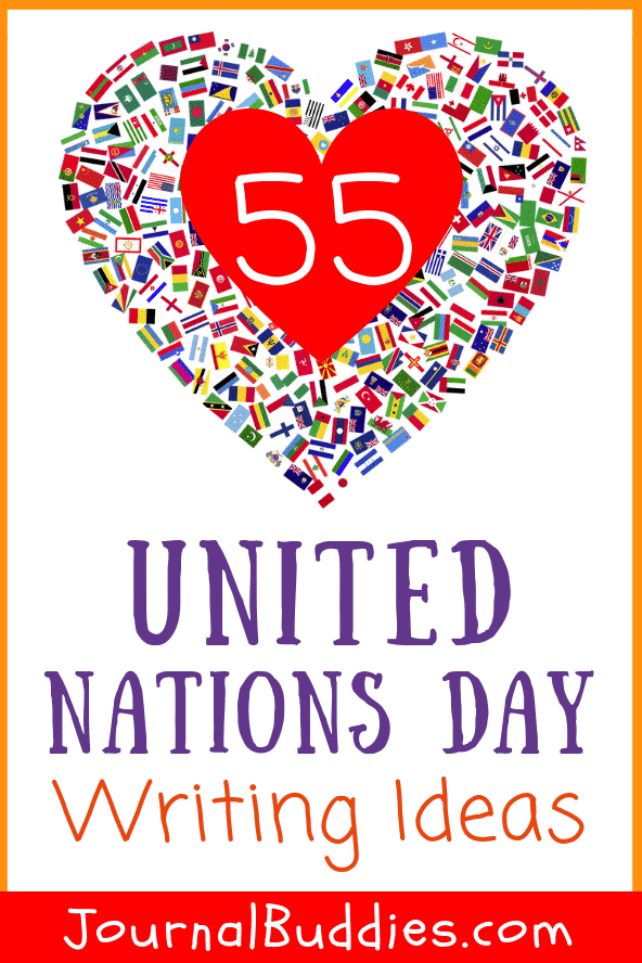Writing Ideas to Honor United Nations Day