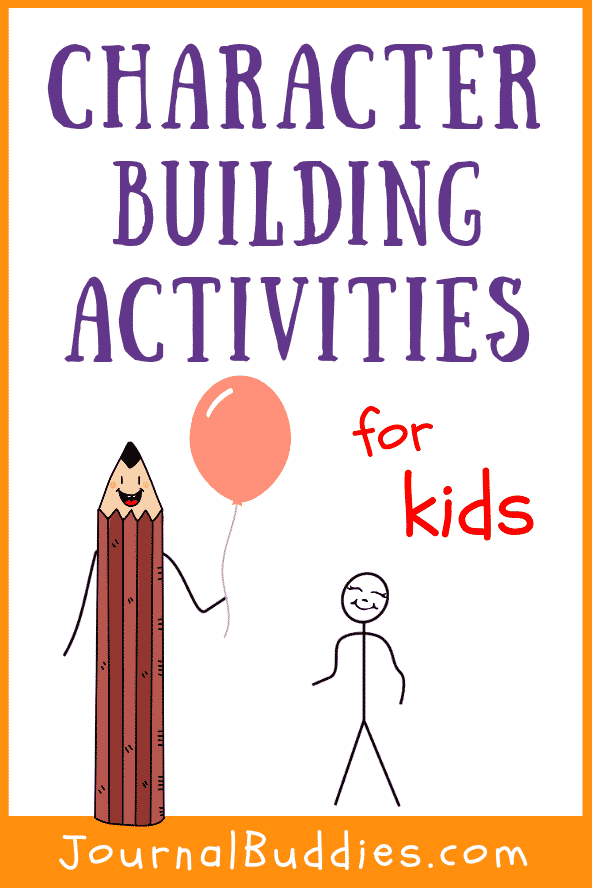 As your child works on these simple character building activities, they'll learn more about values, morals, and character!