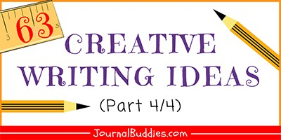 Creative Writing Prompt Ideas for Students