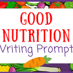 Help students learn about healthy eating through a balanced diet of daily journal prompts!