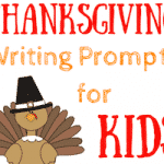 Thanksgiving prompts for Kids