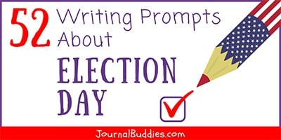 Kids Election Day Writing Ideas