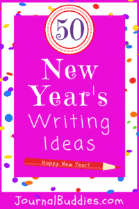 Help students aim for their goals with these New Year's journal prompts. Through reflections and resolutions, they'll be ready to take on new challenges in the new year.