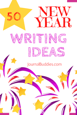 New Years Writing Ideas for Students