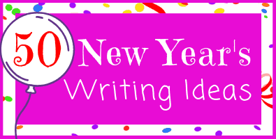 New Year's Writing Ideas
