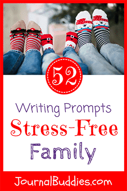 National Stress-Free Family Holiday Month seeks to alleviate pressures and to make the holidays more enjoyable for everyone. With these journal prompts, students will be introduced to the idea and asked to reflect on the ways in which the holiday could help their families.