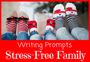 52 Writing Prompts Stress Free Family
