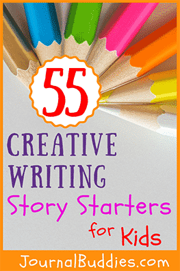 Boost your kids' creativity and promote imagination and adventure with these creative writing story starters. Students will love the chance to get creative!
