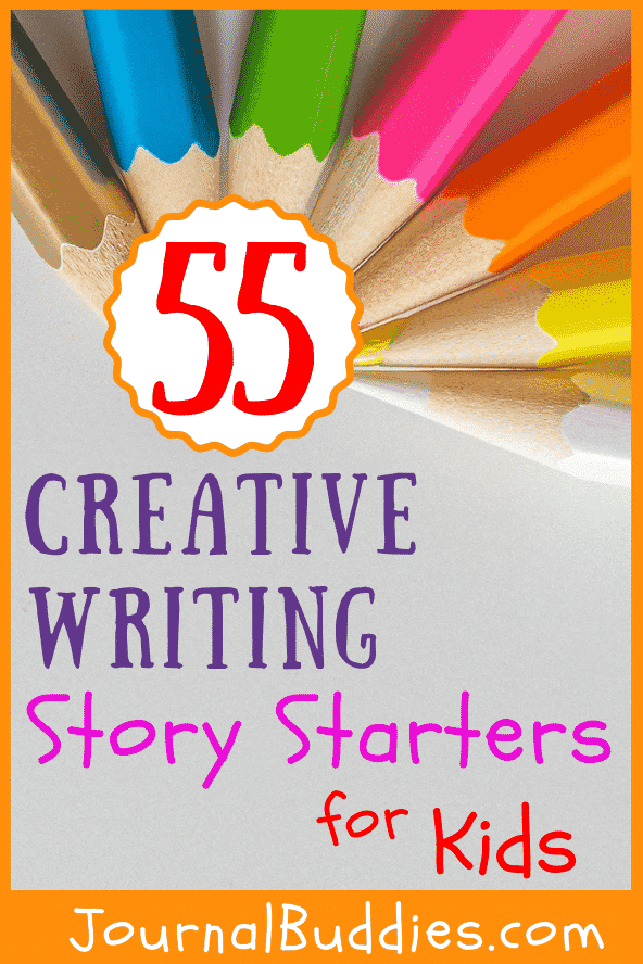 Boost your kids' creativity! Promote imagination and adventure with these new journal prompts and creative writing story starters. Regardless of whether they write silly, scary, or serious stories, students will love the chance to write something unique!