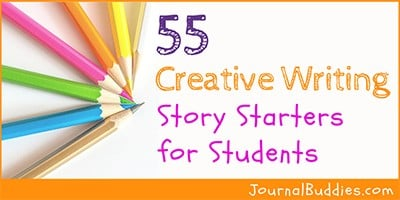 55 Creative Writing Story Starters