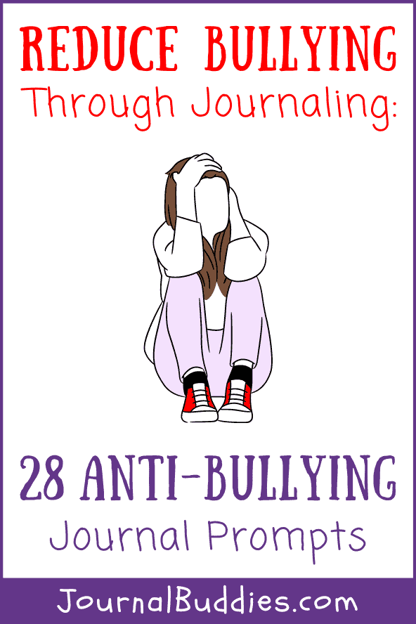 Anti-Bullying Journal Prompts and Bullying Statistics