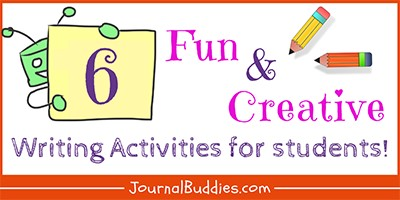 Writing Activities for Creativity