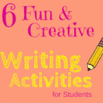 Creative Writing Activities for Kids