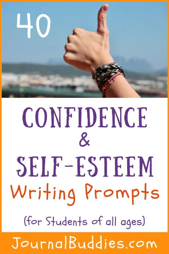 Self-Esteem Boosting Journal Writing Ideas