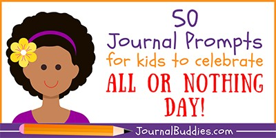 Journal Ideas for Kids