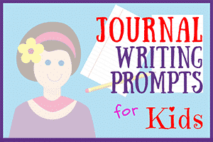 Encourage kids to think about their goals, dreams, and deepest feelings with these journal prompts.
