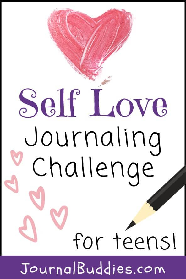 Self Love Journal Prompts for Teens