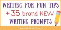 Writing for Fun