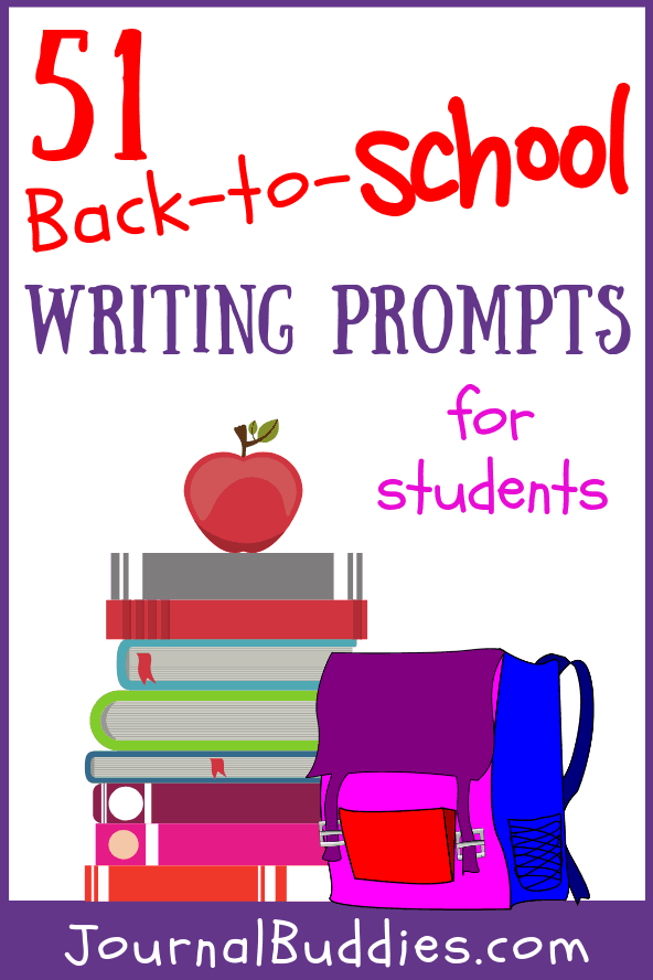 With both serious and silly questions to enjoy, kids will love starting the school year with these brand new writing prompts!
