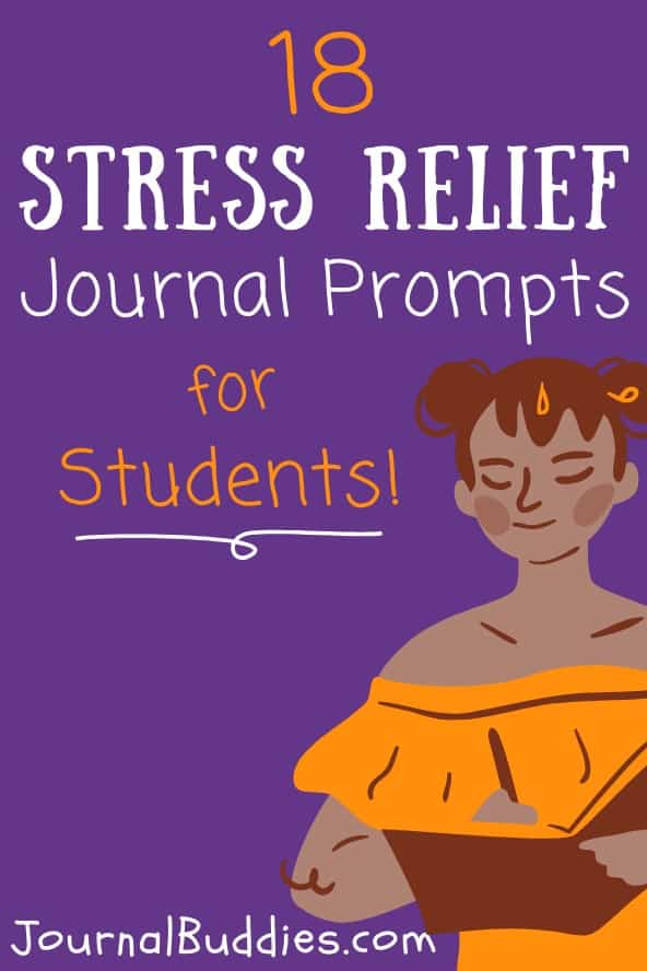 Journal Prompts to Relieve Stress