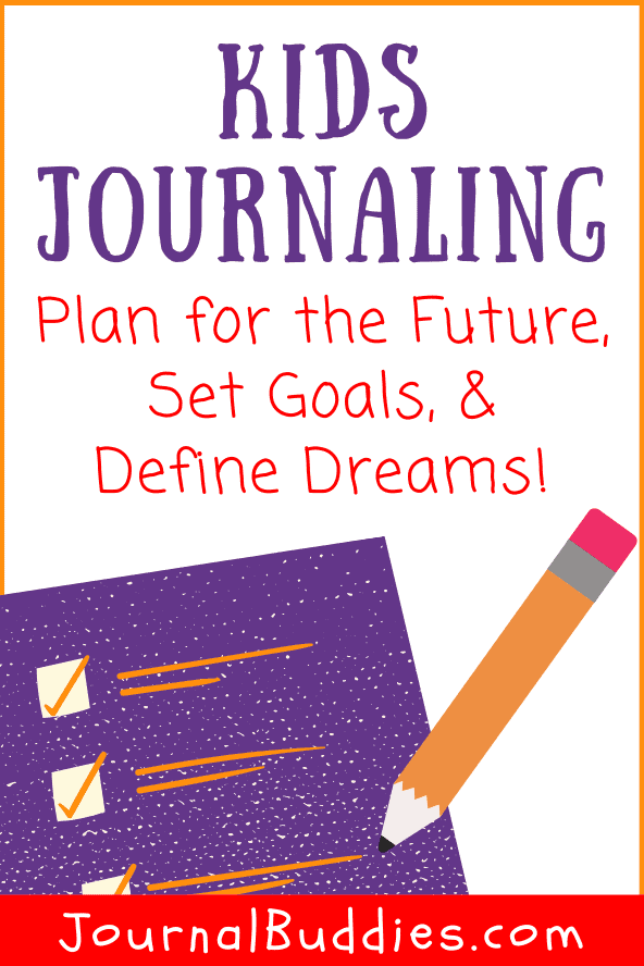 Kids Journal Prompts for the Future
