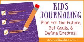 Kids Journaling